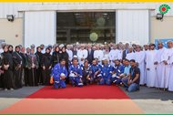 First artificial lift systems assembly and repair facility in Oman